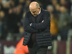 Mike Phelan ist nicht mehr Trainer von Hull City