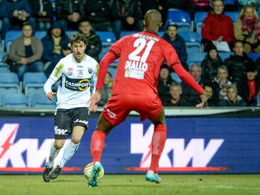 Für Boris Prokopič nahm das Altach-Heimspiel gegen St. Pölten kein gutes Ende