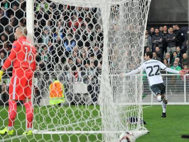 El United se adelantó en el 17' gracias al gol del armenio Mkhitaryan. (Foto: Getty)