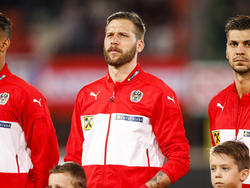Guido Burgstaller läuft wieder für das österreichische Nationalteam auf