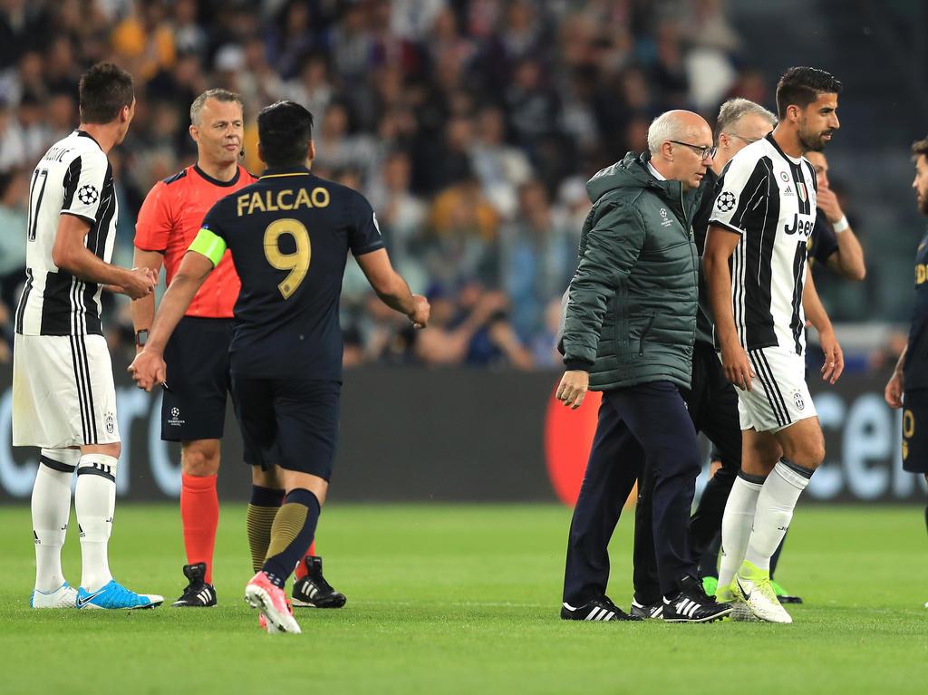 Juventus erreicht Champions-League-Finale
