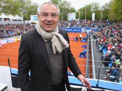 Felix Magath drückt dem HSV die Daumen