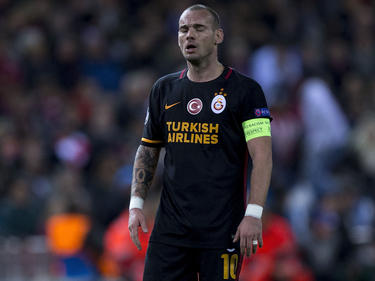Probiert sich in der Ligue 1: Wesley Sneijder