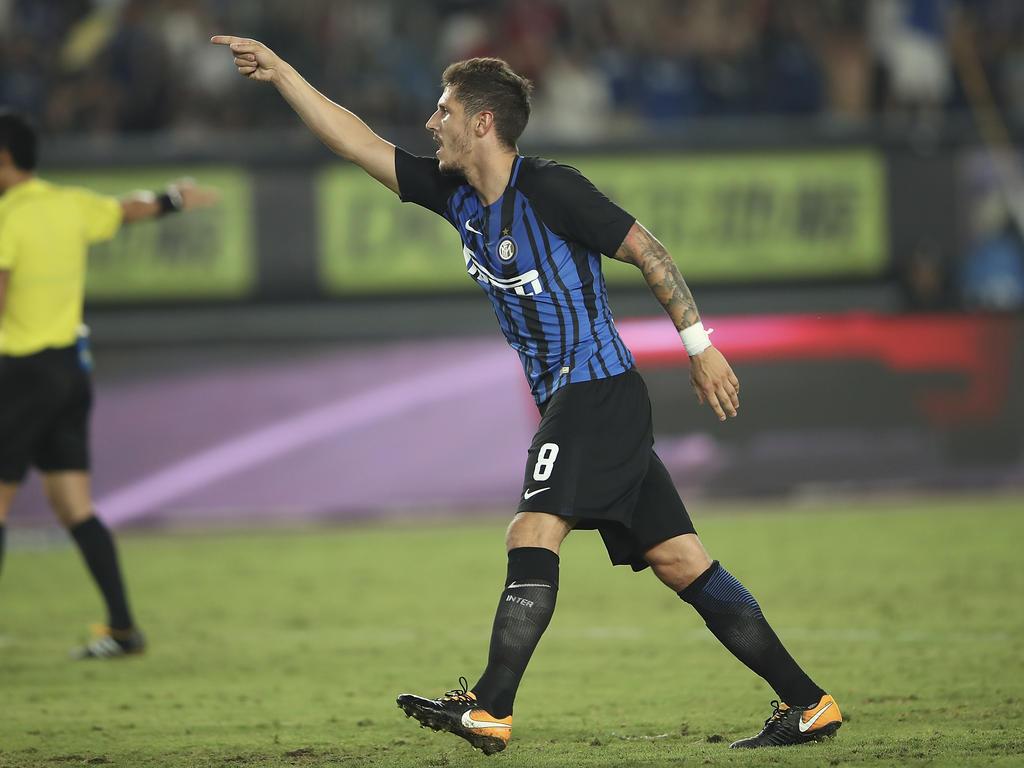 AS Monaco verpflichtet Stevan Jovetic von Inter Mailand