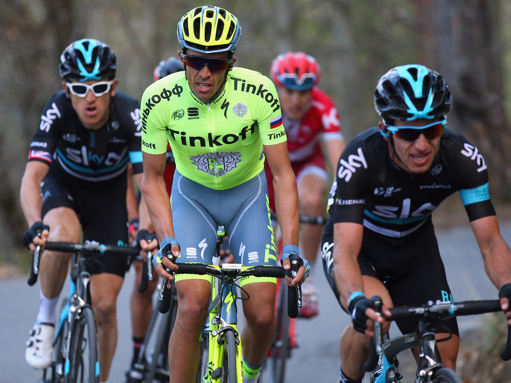 Vorwürfe gibt es auch gegen Alberto Contador