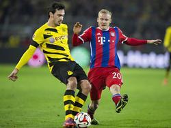 Kommt Rode im Tausch für Hummels nach Dortmund