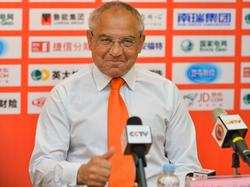 Felix Magath will Chinas Fußball zum Aufschwung verhelfen