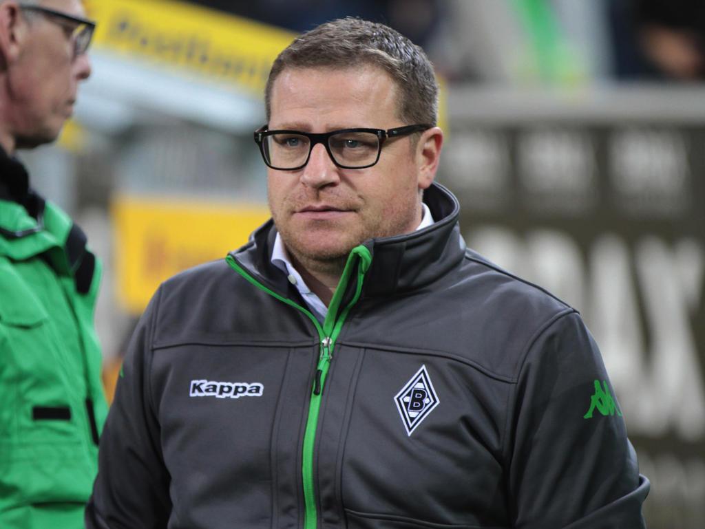 Max Eberl sieht Gladbach noch nicht auf Augenhöhe mit dem FCB