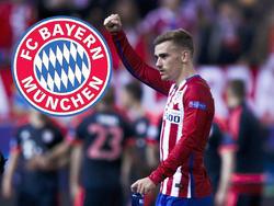 Antoine Griezmann soll beim FC Bayern höchste Priorität haben