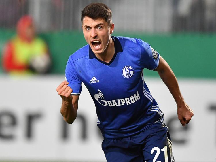 Alessandro Schöpf trifft jetzt auch im Europacup