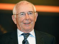 Ernst Huberty feiert seinen 90. Geburtstag