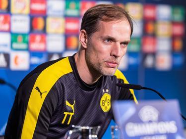 BVB-Coach Thomas Tuchel will zum ersten Mal zu den besten acht Teams Europas gehören