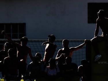 Hooligans verabredeten sich in Weeze zu einer Schlägerei