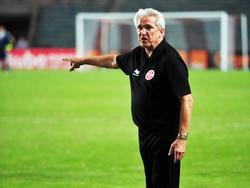 Henryk Kasperczak ist nicht mehr Trainer der Tunesier