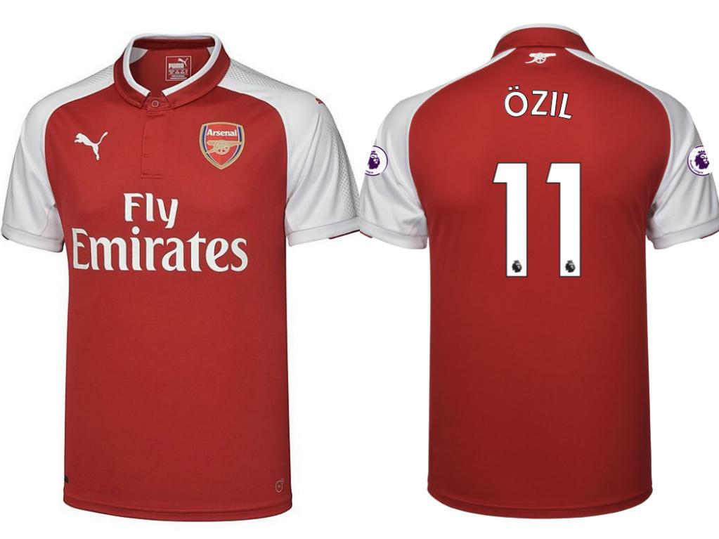 FC Arsenal (Heimtrikot)