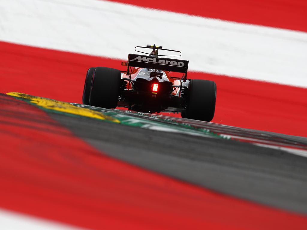 McLaren bestätigt Belgier Vandoorne auch für 2018