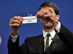 Dem BVB droht im Sechzehntelfinale ein dicker Brocken