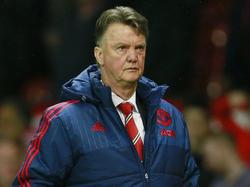 Louis van Gaals Vertrag bei United läuft bis 2017