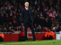 Arséne Wenger gilt als Favorit auf den englischen Trainerposten