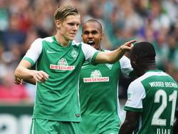 Aron Jóhannsson hat sich nach elf Monaten Verletzungspause auf dem Spielfeld zurückgemeldet