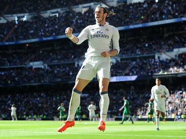 Gareth Bale traf gegen Leganés doppelt