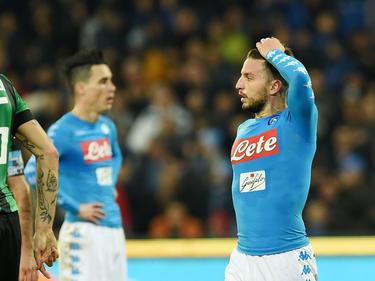 Der SSC Neapel konnte gegen Sassuolo nicht gewinnen
