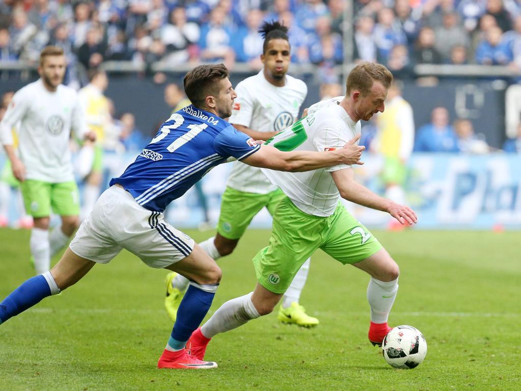 Platz 3: Maximilian Arnold (VfL Wolfsburg)