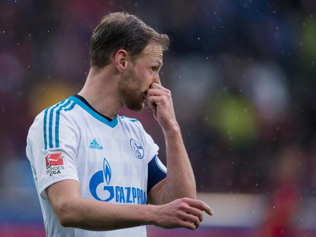 Benedikt Höwedes ist nicht mehr Kapitän des FC Schalke