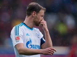 Benedikt Höwedes konnte erstmals wieder ein Spiel für den FC Schalke 04 bestreiten