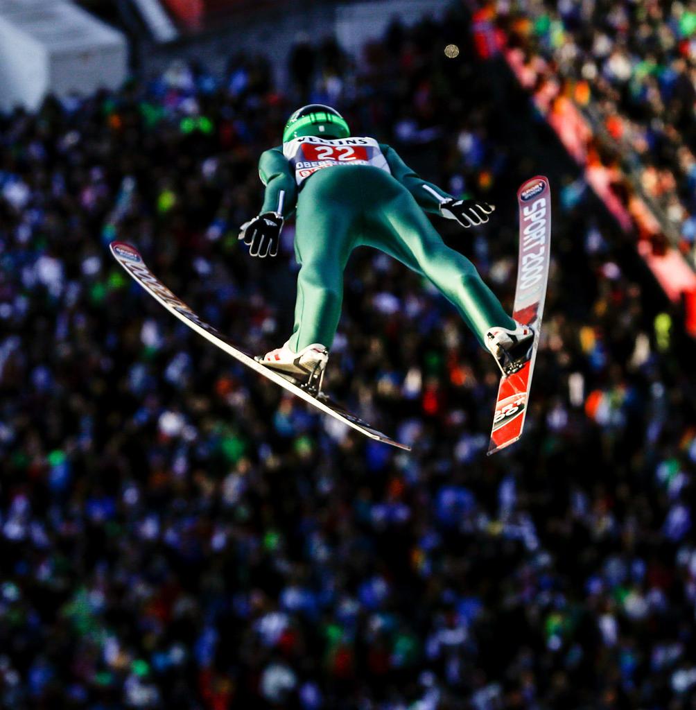 Vierschanzentournee - Skispringen
