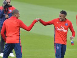 Neymar genießt bei PSG offenbar eine Sonderbehandlung