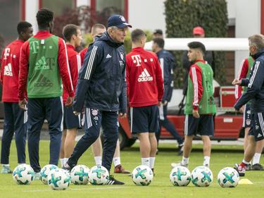 Im hohen Alter von 72 Jahren kehrt Jupp Heynckes auf die Trainerbank des FC Bayern zurück