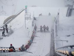 Windchaos in Lillehammer