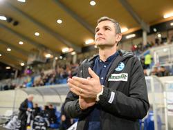 Tomislav Stipic und die Stuttgarter Kickers trennen sich nach dem Abstieg