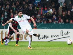 Ebnete mit seinem Elfmetertor den Weg ins Halbfinale: Claudio Pizarro