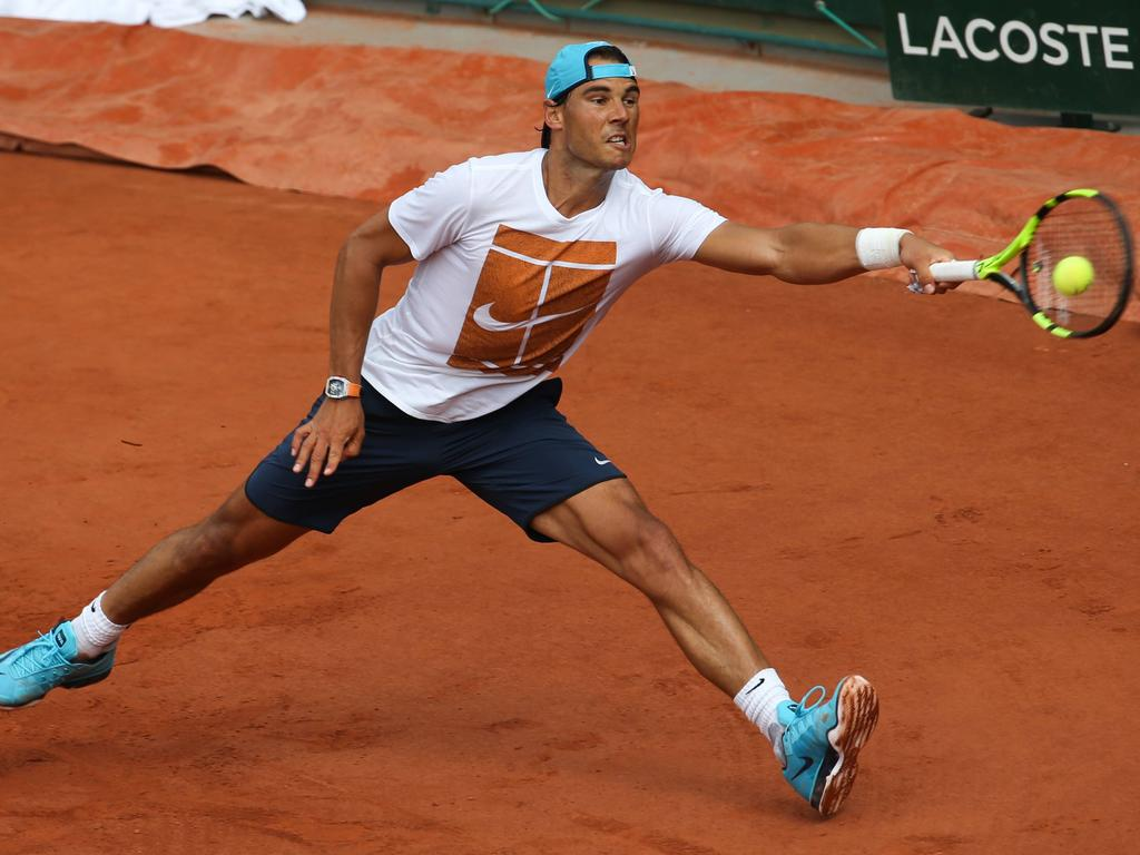 Rafael Nadal hat sein Auftaktmatch souverän gewonnen