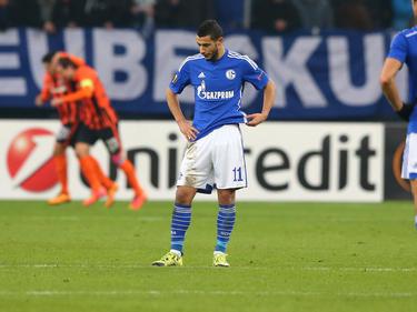 Younès Belhanda muss Schalke 04 wohl wieder verlassen
