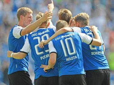 Bielefeld glich kurz vor Schluss nochmals aus