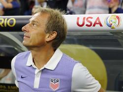 Jürgen Klinsmann ist kein US-Coach mehr