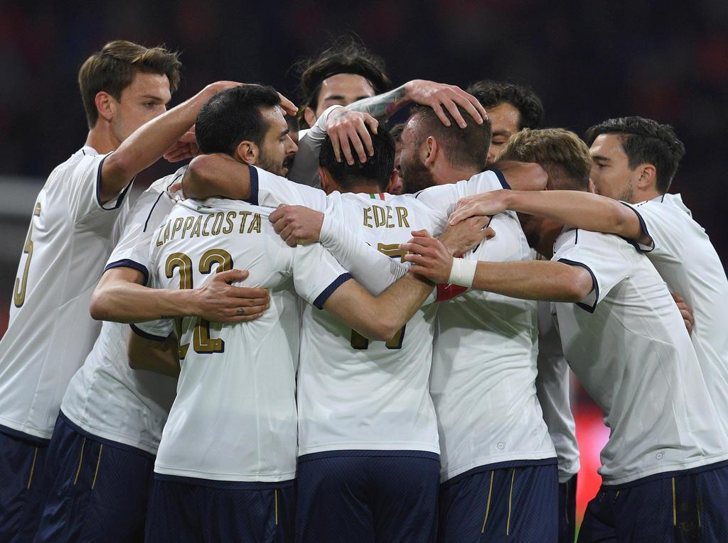 Italia venció pese a comenzar perdiendo en Holanda. (Foto: Getty)