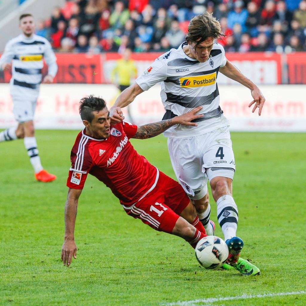 Platz 5: Dario Lezcano (FC Ingolstadt 04)