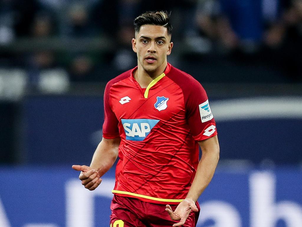 Hoffenheim verlängert Vertrag mit Amiri bis 2020