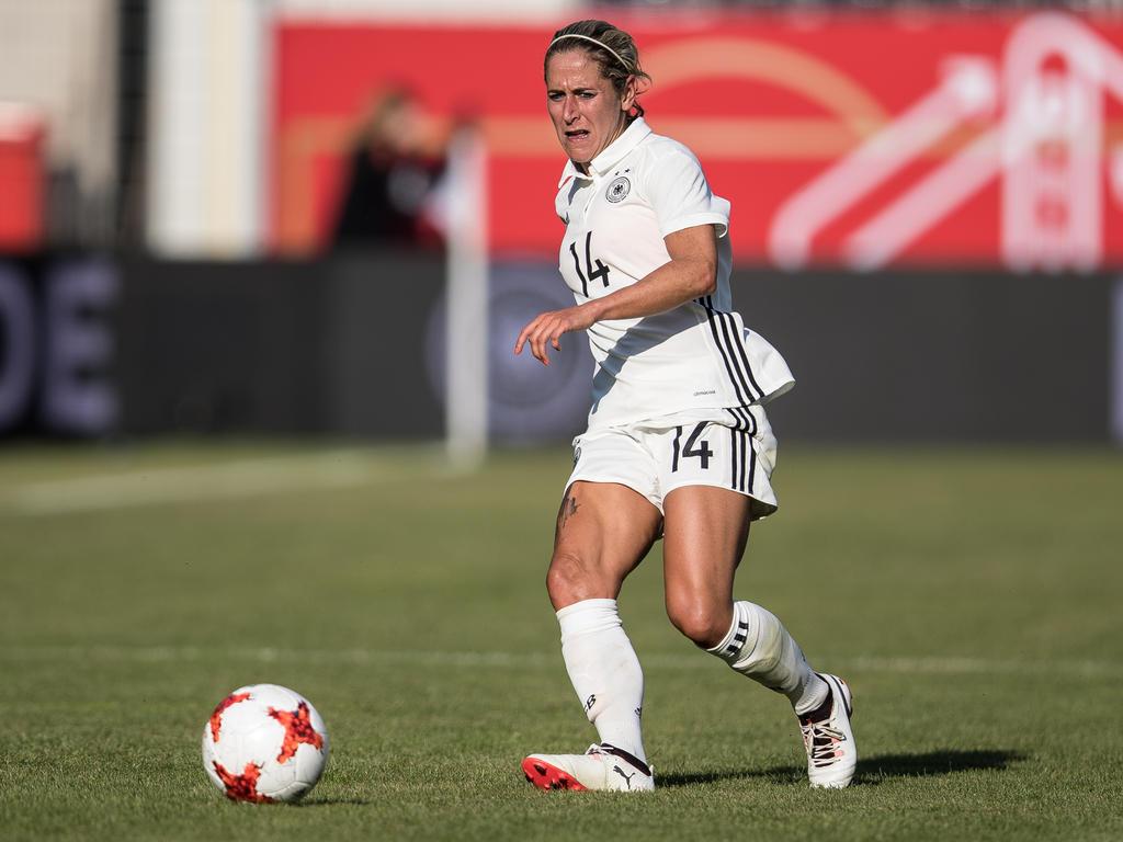 ABWEHR: Anna Blässe | 30 Jahre alt (VfL Wolfsburg)