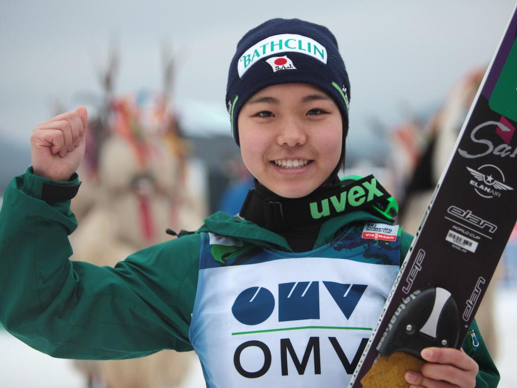 Skispringen: Duell der Dauerrivalinnen