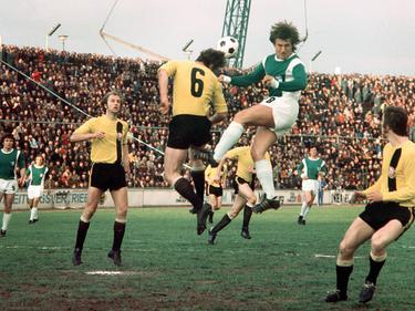 Zwei der 24.200 Oberligatore fielen am 6. Mai 1978 zwischen dem 1. Magdeburg und Dynamo Dresden