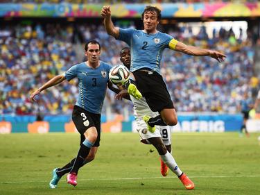 Diego Lugano llevaba sin disputar minutos desde el pasado Mundial de Brasil 2014. (Foto: Getty)