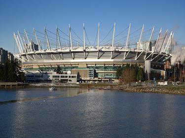 Sehnsuchtsort für die WM-Teilnehmer: Im BC Place in Vancouver wird das Finale stattfinden
