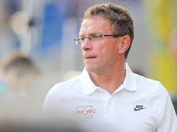 Ralf Rangnick könnte englischer Nationaltrainer werden