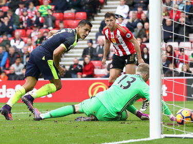 Alexis Sánchez traf doppelt für Arsenal