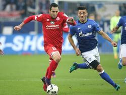 Öztunali (l.) dreht beim FSV Mainz 05 auf